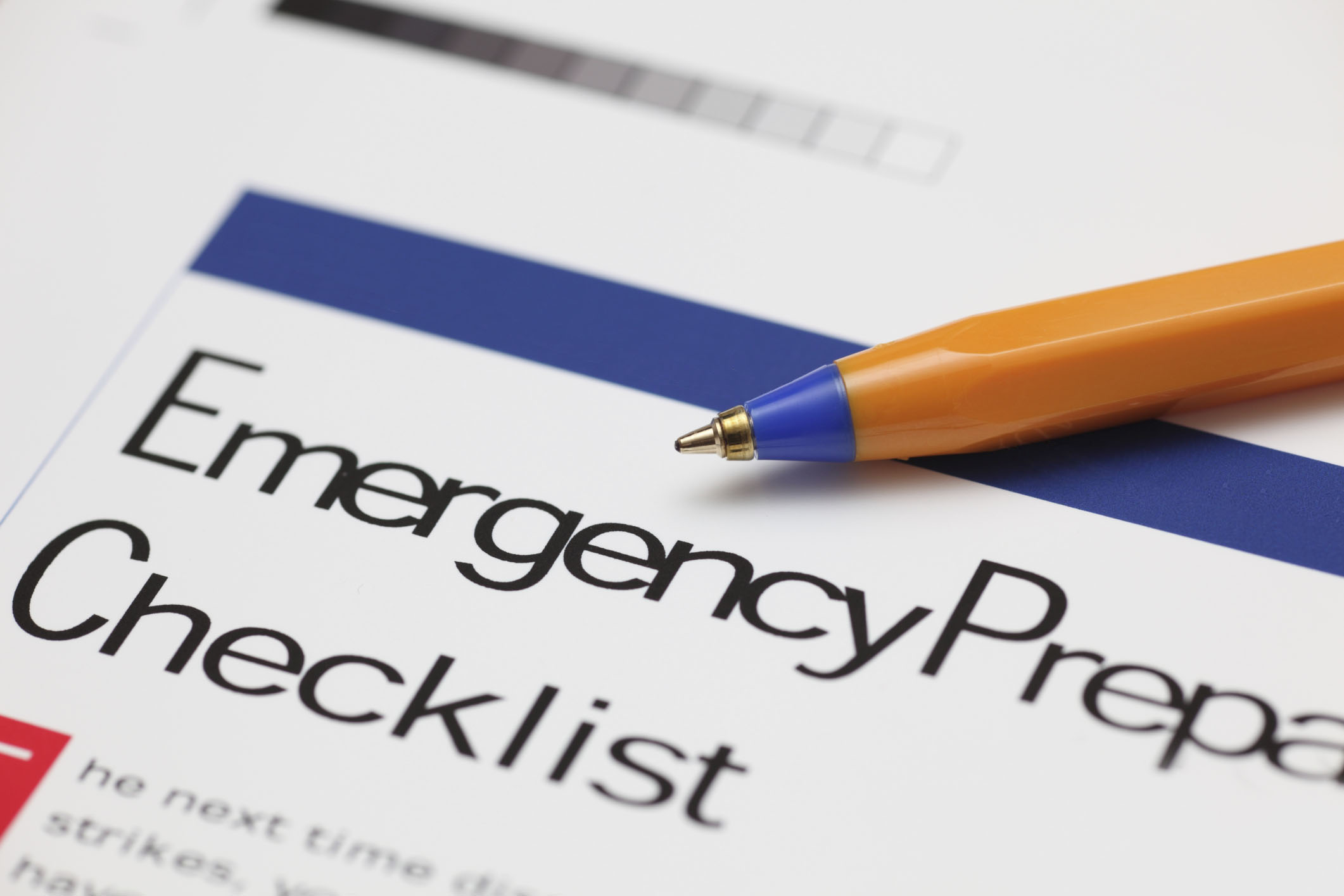 Workplace Emergency Response Planning