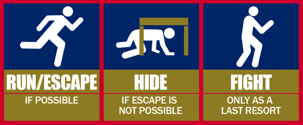 Workplace Active Shooter Planning